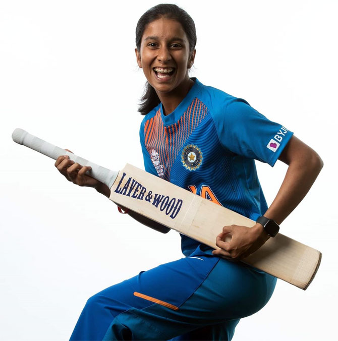SEE: India's batting star Jemimah grooves in Melbourne