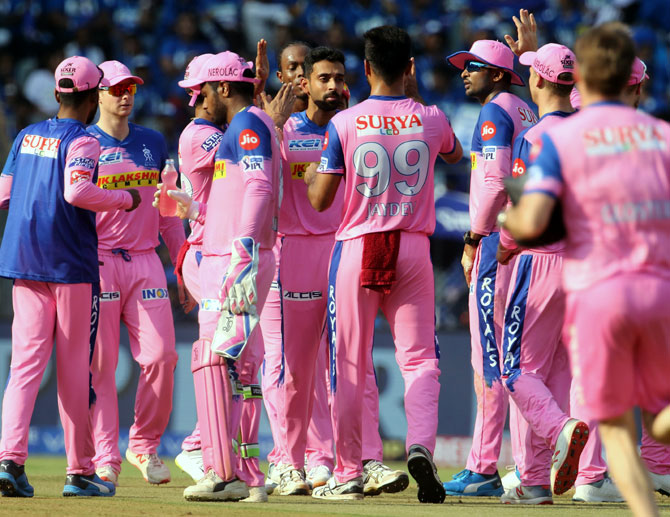Rajasthan Royals to play two IPL games in Guwahati