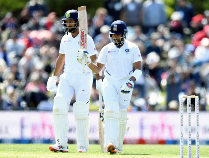 PHOTOS: New Zealand vs India, 2nd Test, Day 1