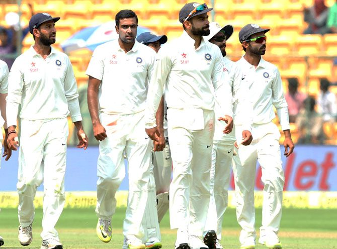 Kohli and boys to take larger squad to prepare for Test series