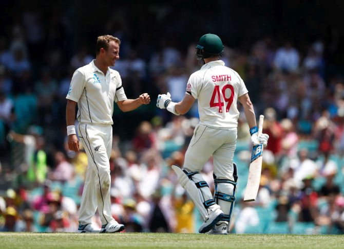 New Zealand bowler Neil Wagner gave the Aussies a tough time in the recently-concluded Test series in Australia