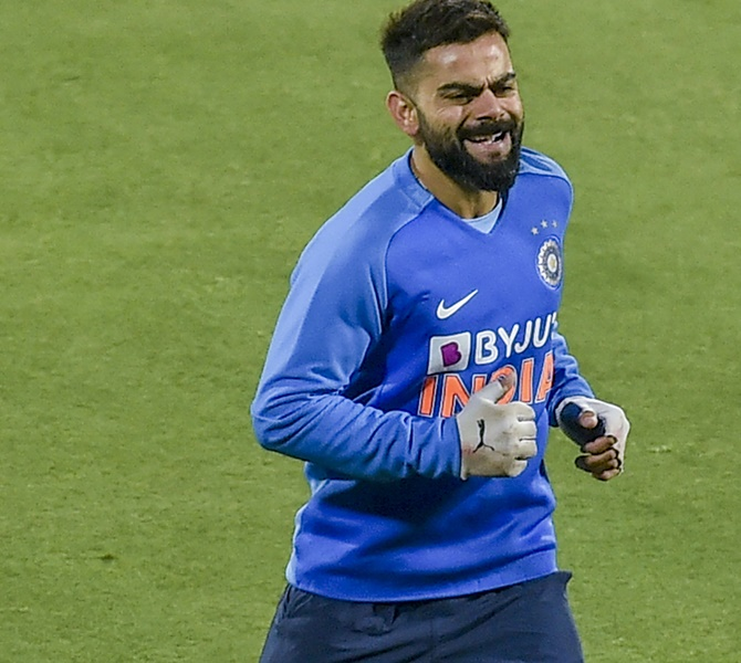 Kohli: Painful to see people's hunger plight