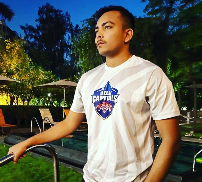 Prithvi Shaw was going to Goa for a vacation
