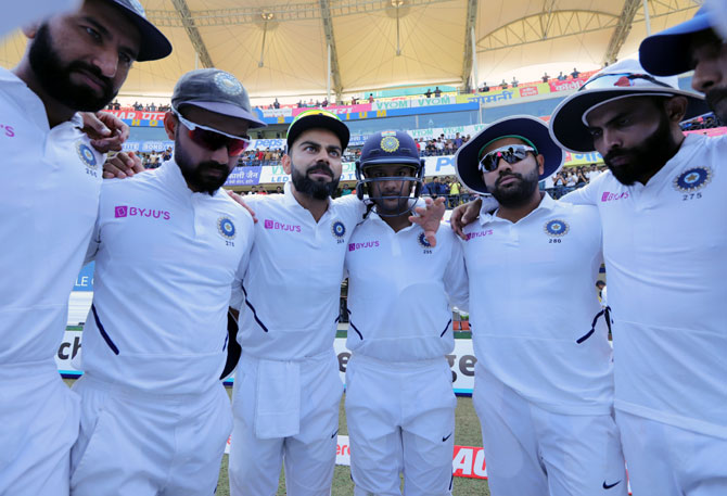 WTC: Indian team to go into quarantine on May 25