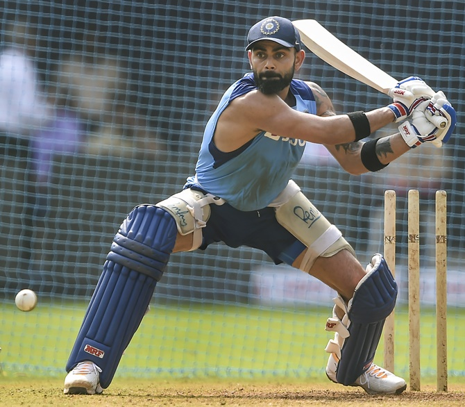 2nd ODI: Kohli to be back at No 3 after plan misfires
