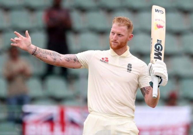 Ben Stokes sparkled with a fine 176 and powered his side to a strong first-inning total of 469/9 declared in the ongoing second Test against the West Indies in Manchester