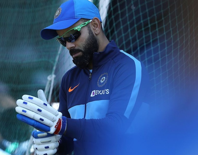 Virat Kohli's approach for New Zealand tour