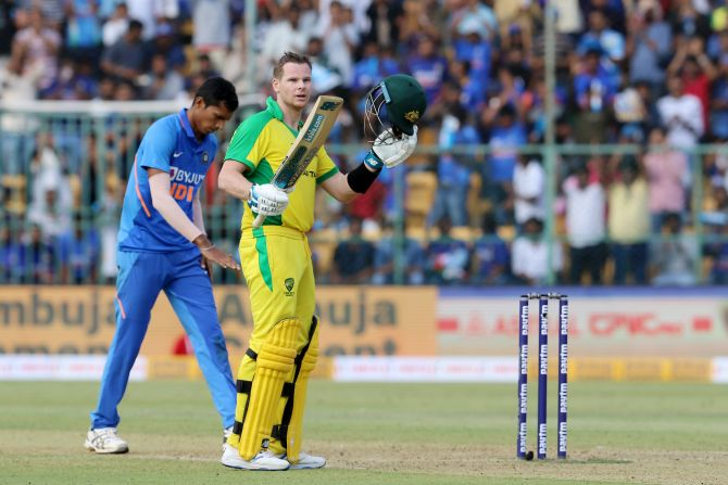PHOTOS: 3rd ODI, India vs Australia, Bengaluru