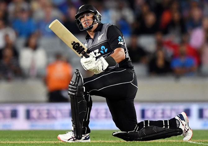 PHOTOS: New Zealand vs India, 1st T20I