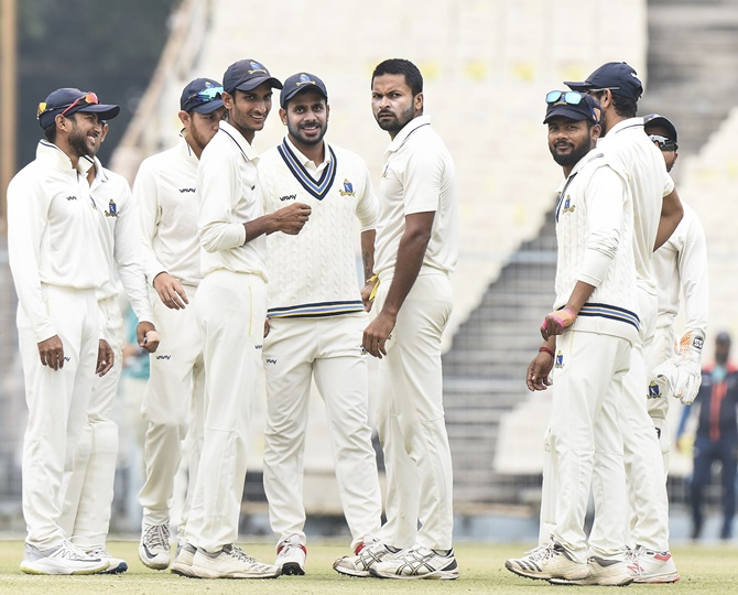 Ranji: Bengal, Delhi battle for points after rain-hit day