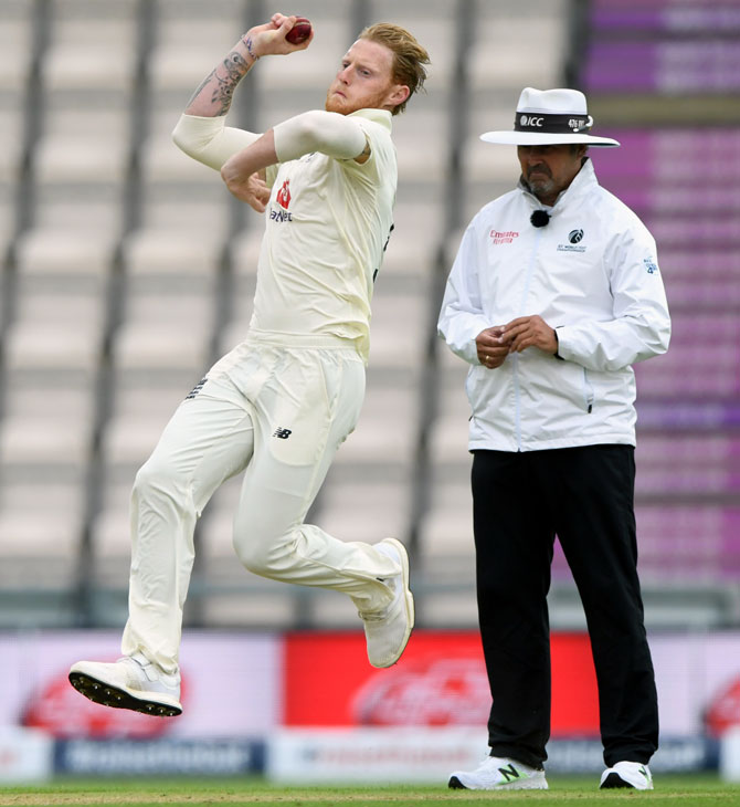 Stokes yet to decide whether he will bowl in 3rd test