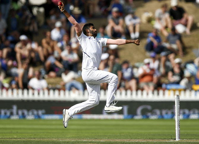 How bowling with short run-up has helped Bumrah