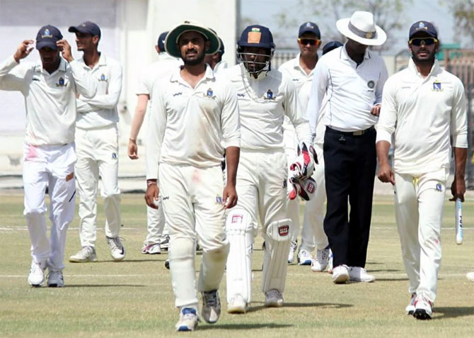 Bengal cricketers to undergo mandatory eye tests