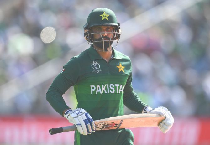 COVID-19: Hafeez, five others cleared to tour England