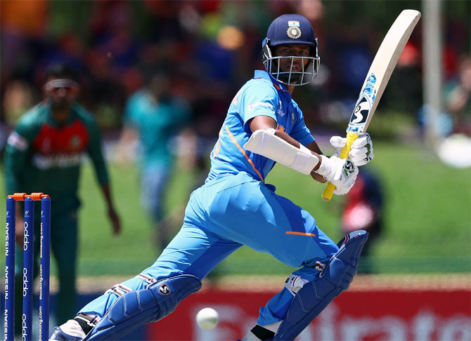 How India's young cricketers are staying motivated