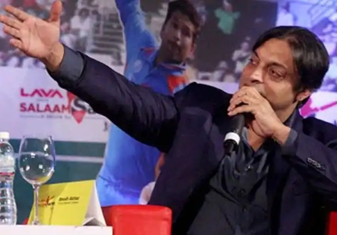 Shoaib Akhtar sends counter defamation notice to PCB