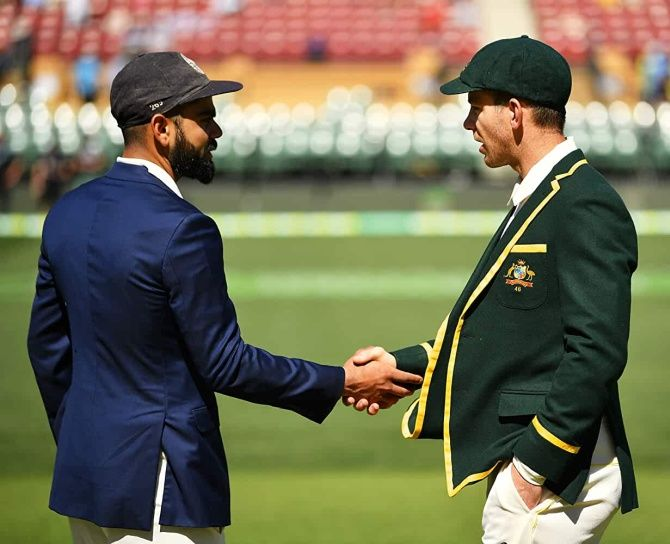 The schedule of the India-Australia series, set to begin in December, is not yet officially out at this point.