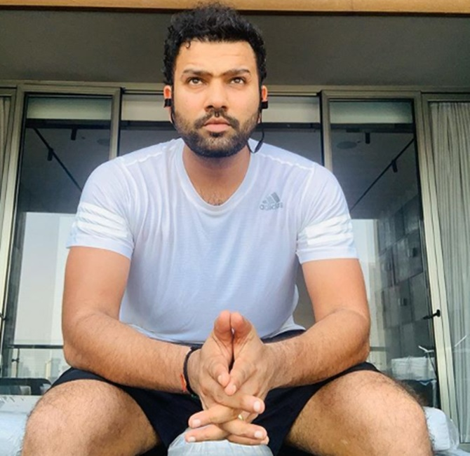 SEE: Rohit's pertinent note on World Environment Day