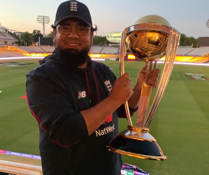 PCB appoints Saqlain Mushtaq as high performance coach