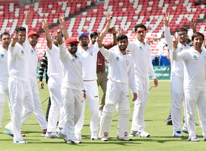 Before India, Afghanistan to tour Australia