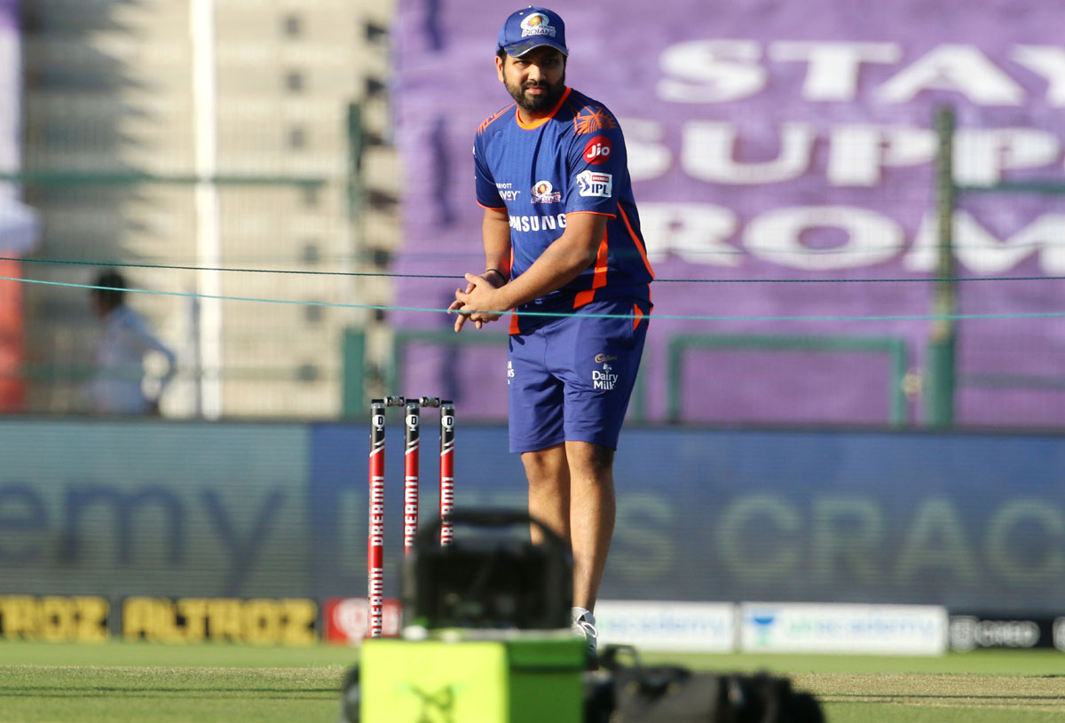Select Team: Will Rohit and Ishan open?