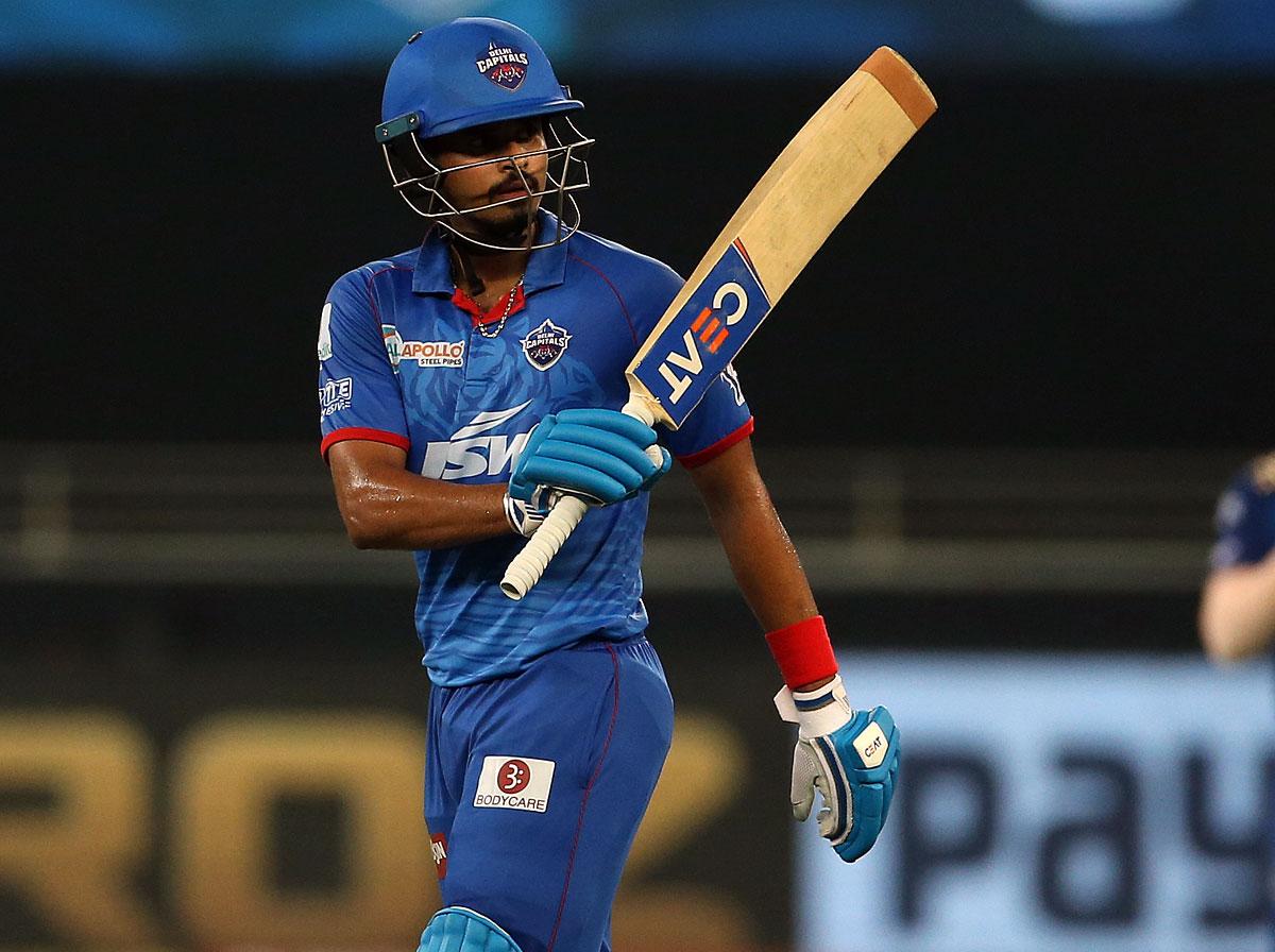 Iyer assesses Delhi Capitals' no show in IPL final