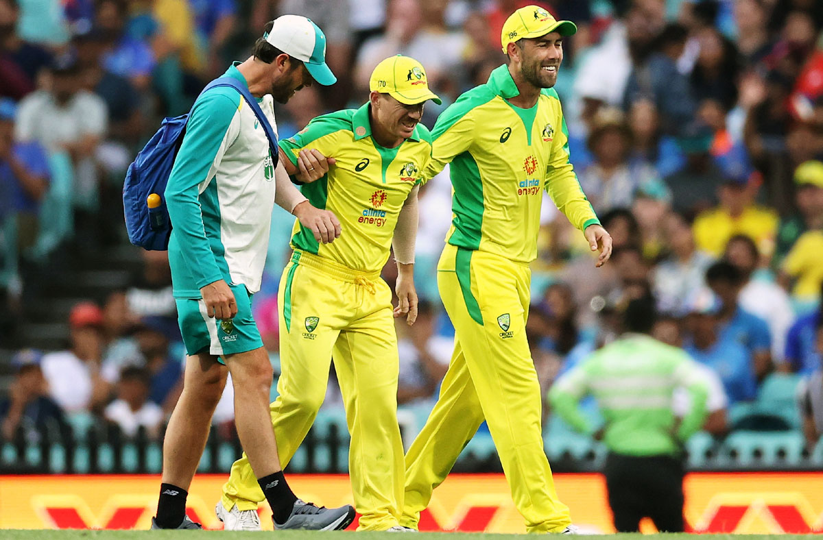 Warner reveals groin injury could last nine months