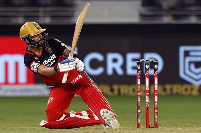 Virat Kohli expects to score big at the top of the order for RCB