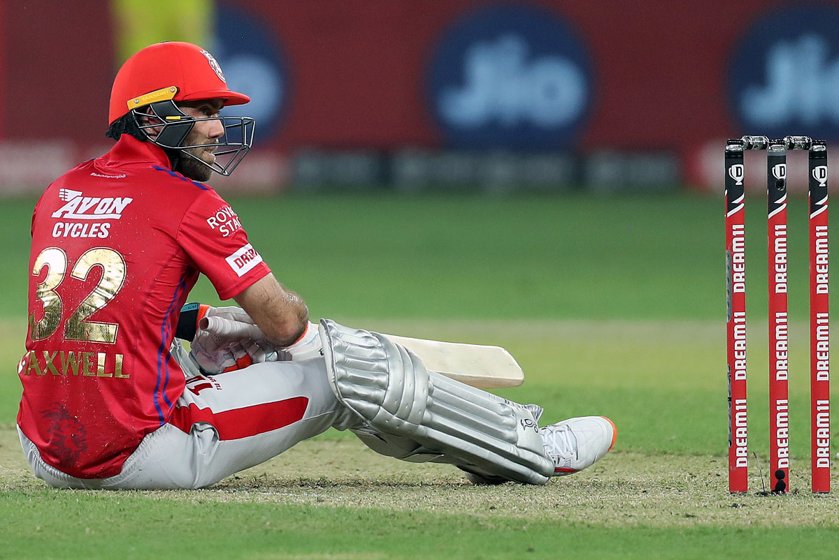 Sehwag v Maxwell: What's brewing?