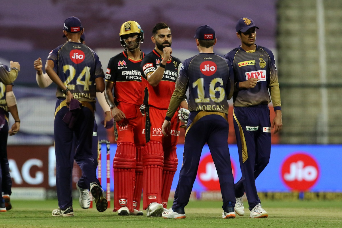 Five lowest scores in IPL