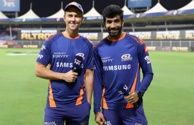 Trent Boult and Jasprit Bumrah has paired up to have many a team in trouble last season