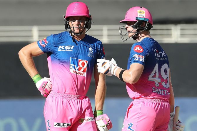 Rajasthan Royals need something special from Jos Buttler and Steve Smith, their most experienced batsmen.