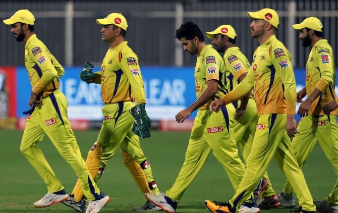 CSK are a better-looking squad this season