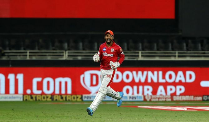 'KL Rahul has grown into the captaincy role...he made sure, with his field placing, with his bowling changes'