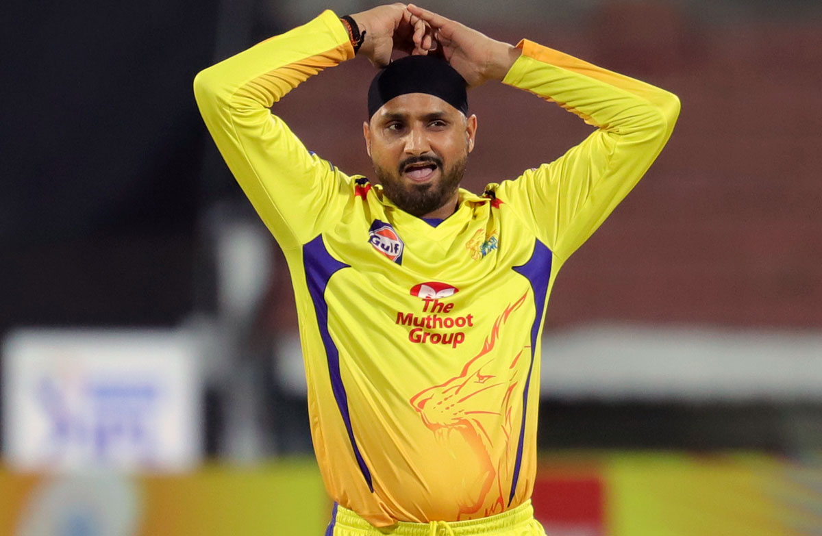 Harbhajan opts out of IPL due to personal reasons