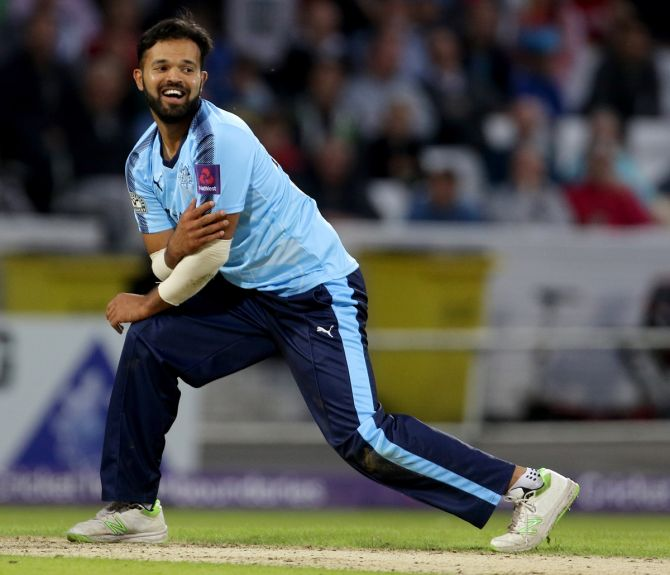 Former England U-19 captain Azeem Rafiq claimed that he was 'close to suicide' during his stint with county side Yorkshire, accusing the club of being institutionally racist.