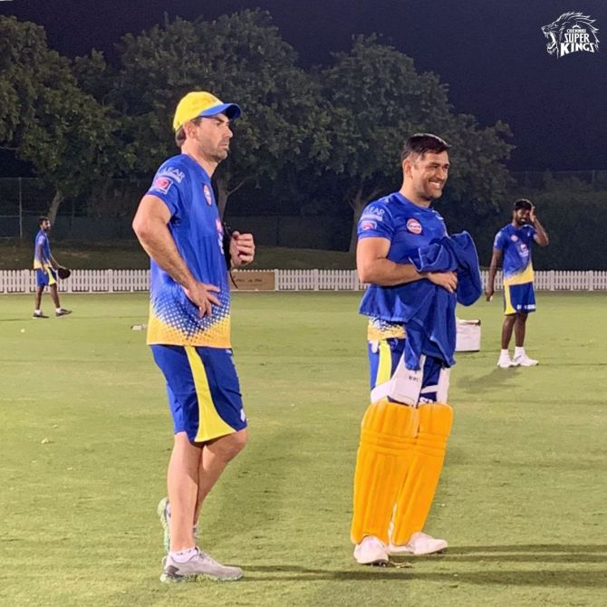 Chennai, led my their charismatic captain Mahendra Singh Dhoni, will have to find a way to compensate for the absence of experienced Raina and Harbhajan if they are to win a fourth title.