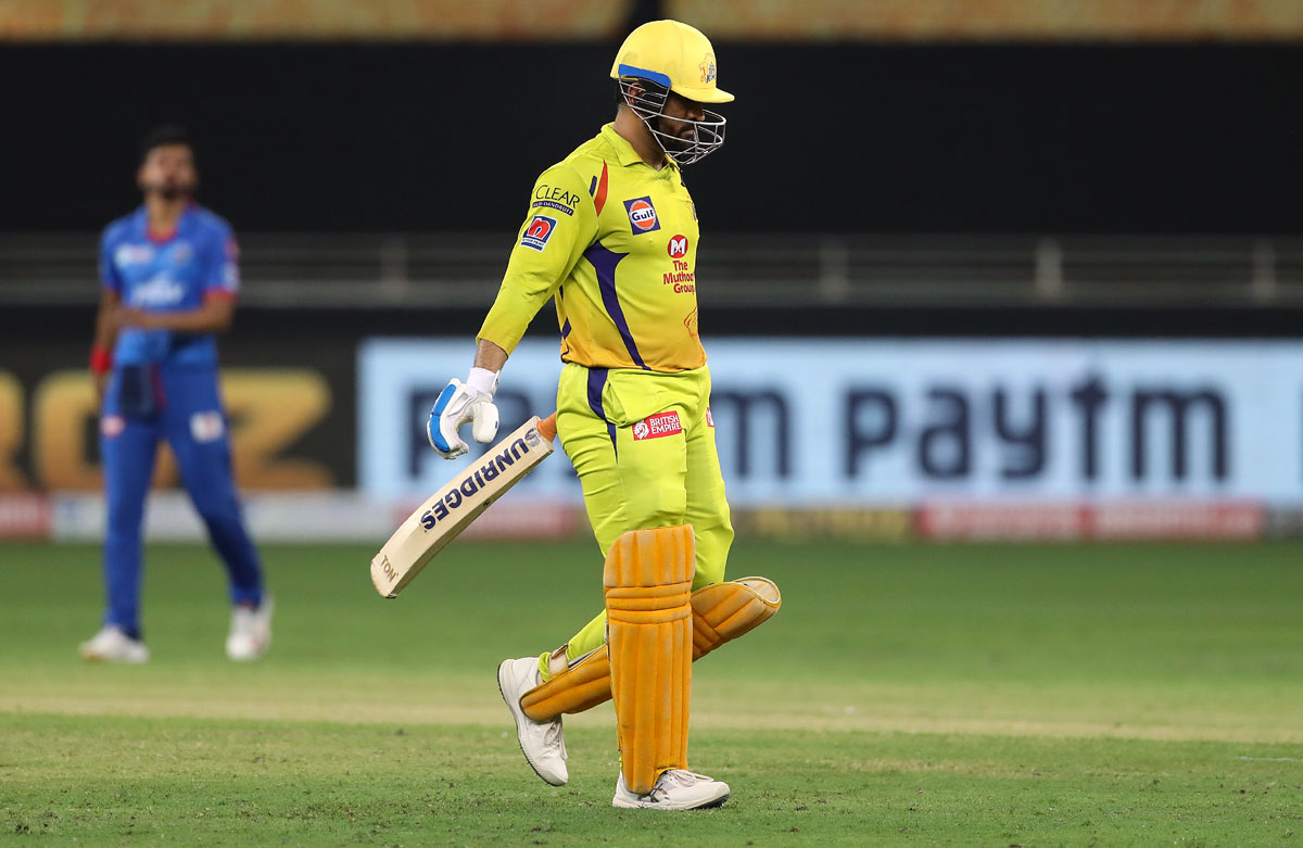 Problems aplenty for Dhoni's CSK