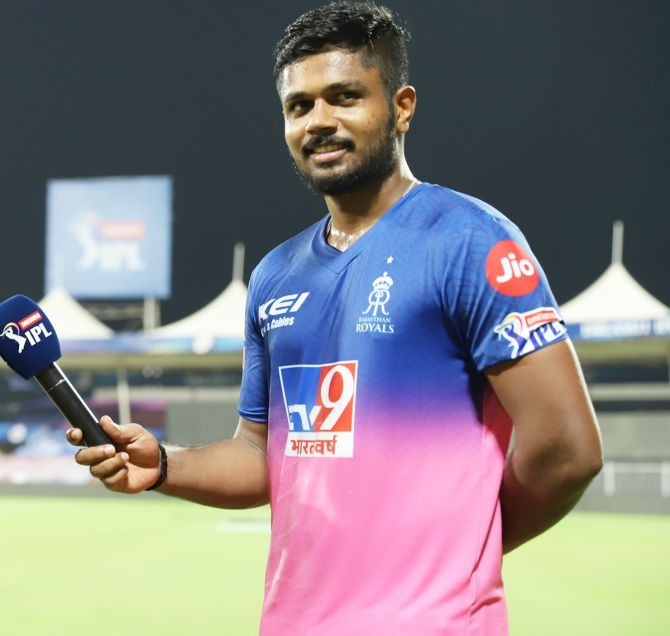 Sanju Samson will replace Steve Smith as captain of the Rajasthan Royals in IPL 14