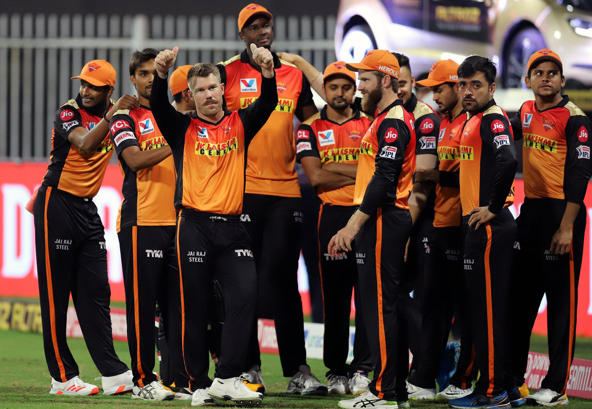 Can Sunrisers Hyderabad go all the way?