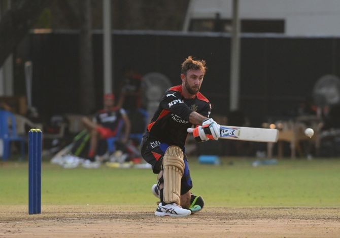 Glenn Maxwell has been picked by RCB for a bomb