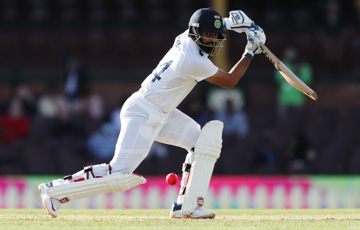 Vihari spells plan to tackle Duke's ball in England