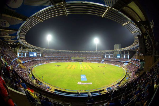 Wankhede Stadium is set to host 10 IPL games this season from April 10-25. The first match at the Mumbai stadium is slated to be played on April 10 between Delhi Capitals and Chennai Super Kings.
