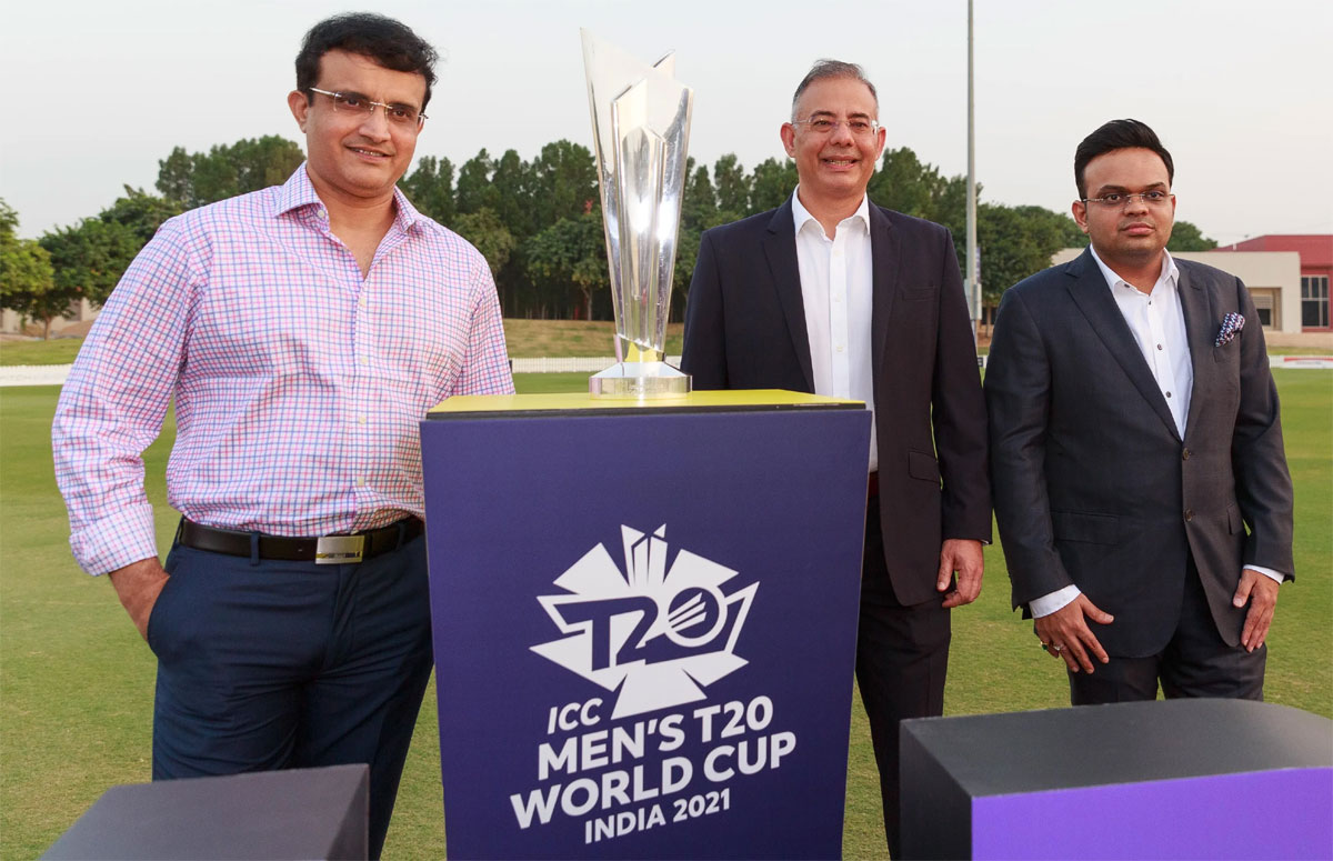 Too early to contemplate World T20 shift: BCCI