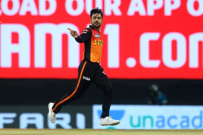 Although Sunrisers Hyderabad started their IPL campaign with a loss, Rashid Khan says with a strong squad and self-belief they are capable of beating any team.