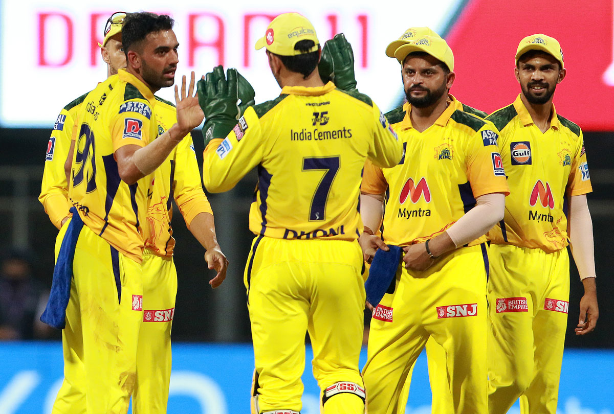 IPL: CSK, Royals in battle to gain momentum