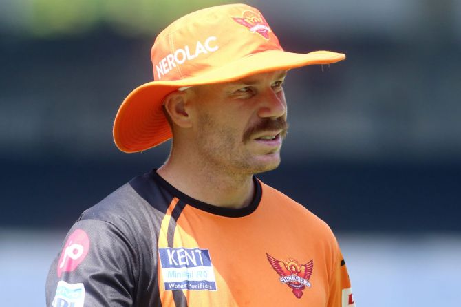SunRisers Hyderabad captain David Warner was dropped from captaincy after his team lost five out the first six matches of IPL 2021