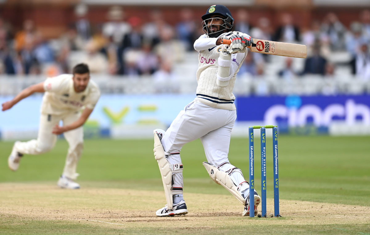 Vaughan slams England over tactics in Lord's Test