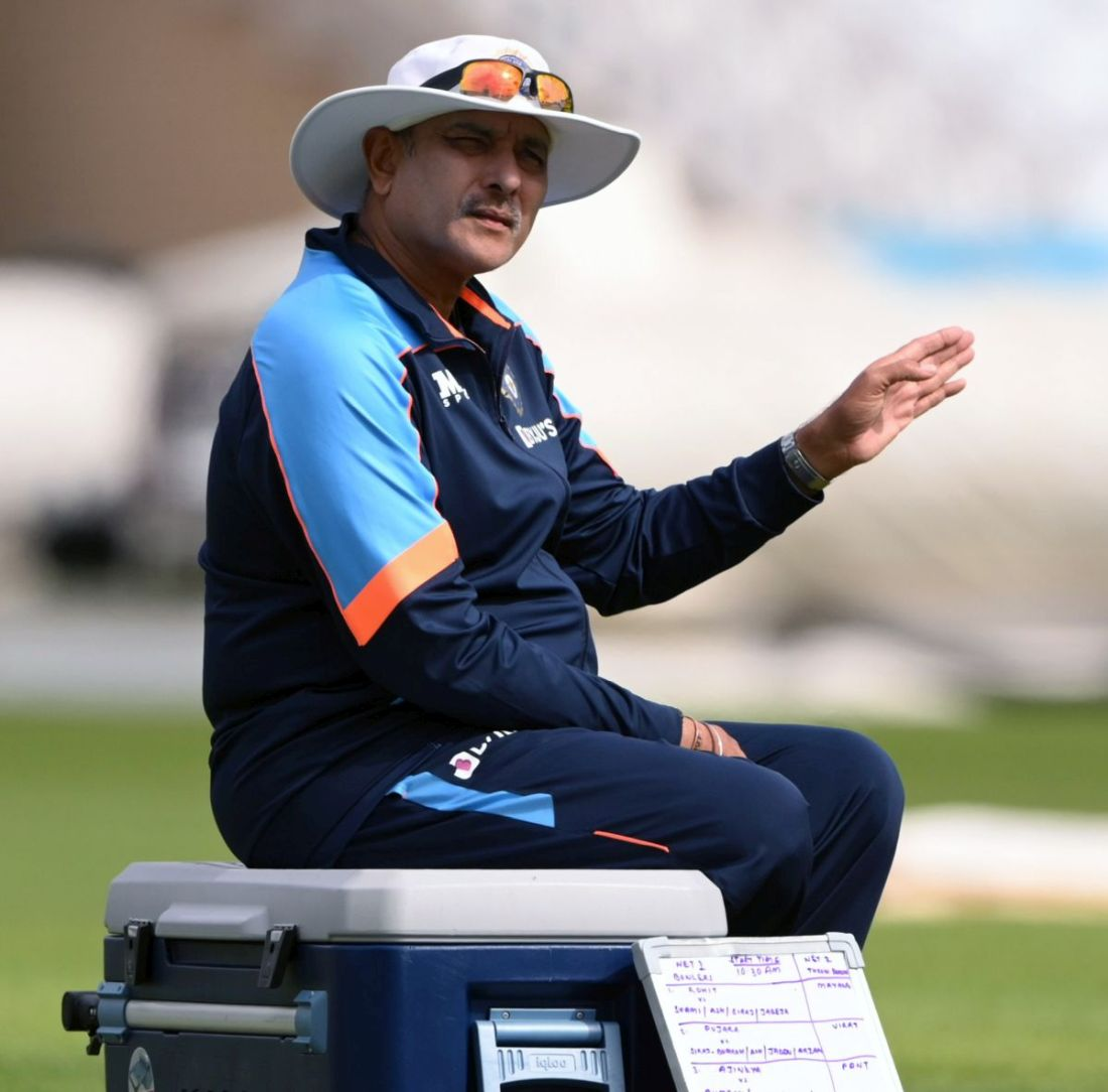 India head coach Ravi Shastri to miss Manchester Test