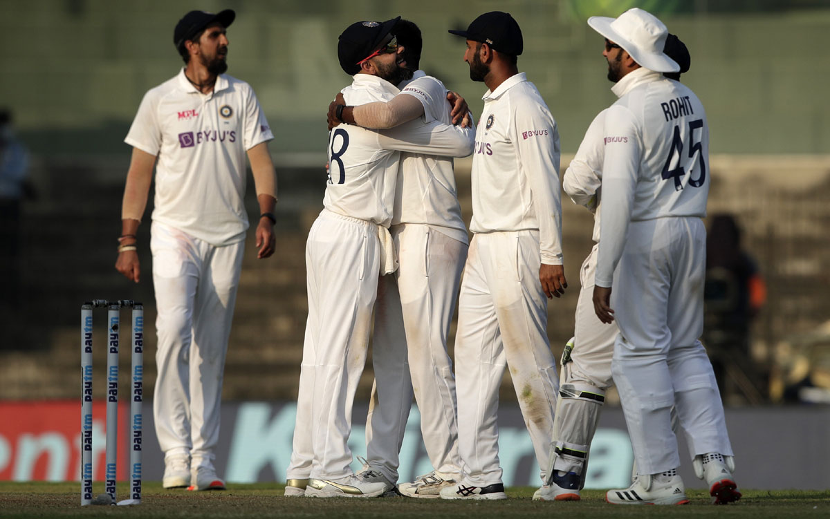 How COVID-19 affected India's bowling on Day 1